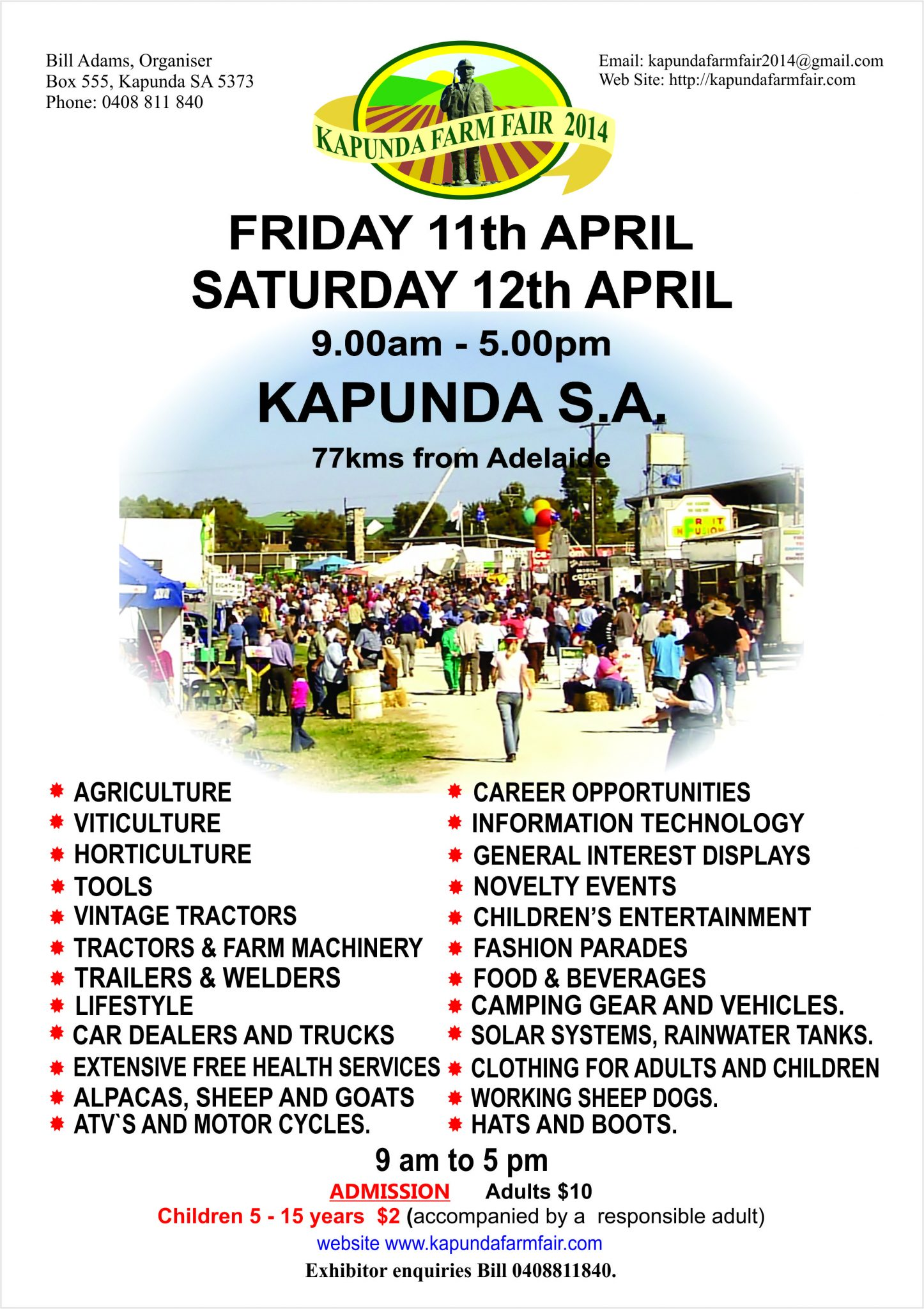 Kapunda Farm Fair